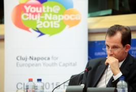 Cluj-Napoca for European Youth Capital 2015