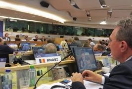 Adunarea Politicã a Partidului Popular European s-a întrunit la Bruxelles
