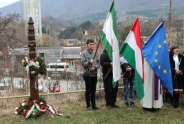 Comunitatea maghiarã din județul Hunedoara comemoreazã revoluționarii pașoptiști